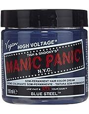 MANIC PANIC DYE HAIR vegan dose need oxygen 118 ml