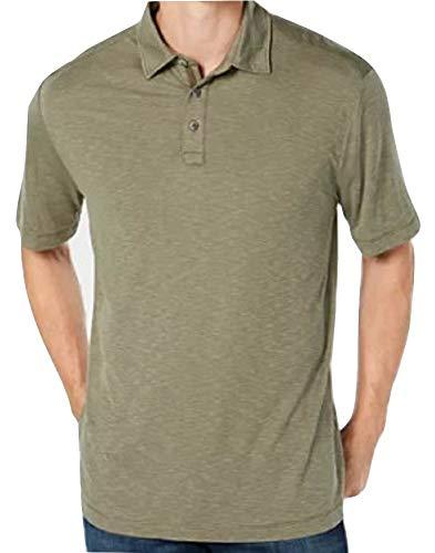 (Tommy Bahama La Jolla Cove Golf Polo Shirt (Color: Tea Leaf, Size XXL))