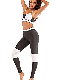 Womens Active Top And Bottom Sets Amazoncom