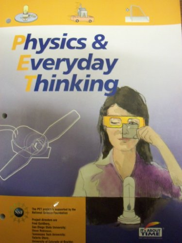 Physics+Everyday Thinking W/Dvd