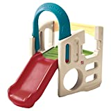 Toddler Climber Kids Kitchen Playsets Climbers For Toddlers Indoor Outdoor Slide Play Toy Set Playground Slides Playset Activity Fun Backyard Children Infants Tots NEW