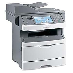 Lexmark X464de 1200 x 1200DPI Laser A4 38ppm multifuncional - Impresora multifunción (Laser, Mono copying, Colour scanning, Mono faxing, 80000 páginas por mes, Imprimir)