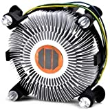 Amazon com: PartsCollection Intel CPU's Heatsink Cooling Fan