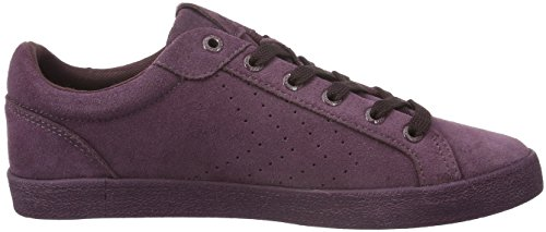 Womens Court Deuce Femme Basses hummel Lilas Baskets 0EF1nq