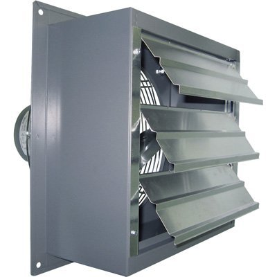 Canarm Wall Exhaust Fan - 20in., Model# S20-F1 [Misc.] for sale  Delivered anywhere in USA