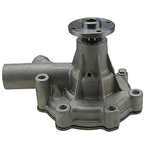Water Pump for Mitsubishi S370 MT372 D2000 Bolens G152 G172 G154 G174 Iseki TX1300 TX1500 Satoh S630D 5650-040-1402-0 MM401401 - Tractor Bolens Parts