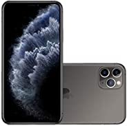Iphone 11 Pro Max Apple Cinza Espacial, 256gb Desbloqueado - Mwhj2bz/a