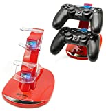 PS4 Controller Charger - PS4 Accessories Docking