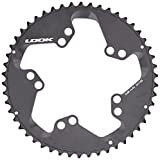 Look LOOK Zed 2 Chainring 50t 110BCD (10 & 11 speed) (Praxis) to be used with 34t inner Chainrings [110 BCD]