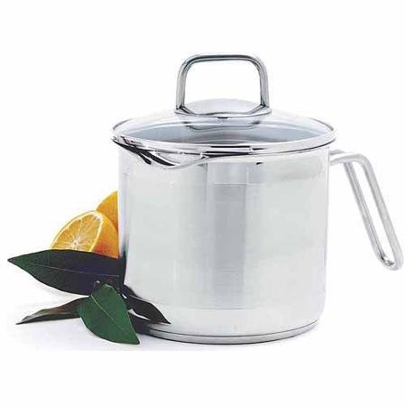 Straining Multi Pot (Norpro 8-Cup Stainless Steel Krona Multi Pot with Straining)
