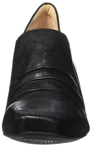 Karena 181183 Black Black Loafers 00 Black Think Women's pXaqxEwH5