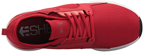 Etnies Men's Cyprus Sc Skate Shoe, Black, D(M) US Red