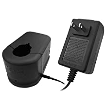 Black & Decker 41835202 PS180 Battery Charger 14.4V, Check Batteries First