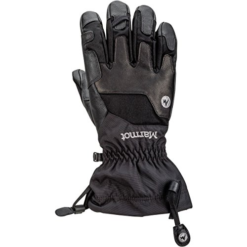 (Marmot Exum Guide Glove - Men's Black,)
