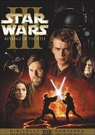 Star Wars III Revenge of the Sith (Star Wars Metal World)