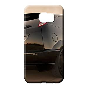 samsung galaxy s6 Brand Cases stylish mobile phone skins black 2004 ford focus svt