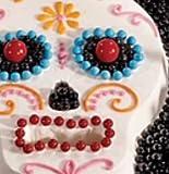 Wilton Skull Cake Pan Halloween