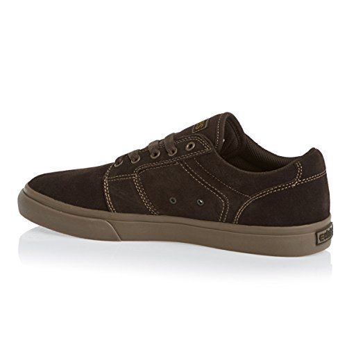 Etnies Barge Ls Trainers - marrón oscuro, color marrón, talla 41 marrón - marrón oscuro