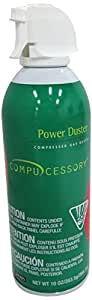 Compucessory Air Duster Cleaning Spray (CCS24306)