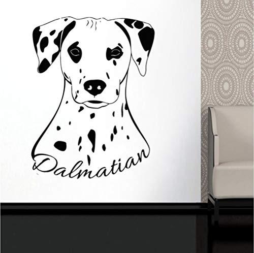 ponana Wall Sticker Cute Dog Vinyl Wall Decals