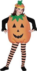 Genérico - 350796 - Disfraz Niños calabaza de Halloween