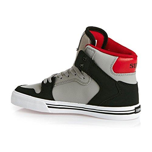 Supra Hommes Skytop Iii Chaussures Noir Nubuck
