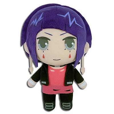 "Great Eastern Entertainment My Hero Academia - Jiro Hero Costume Plush 8"": Toys & Games"