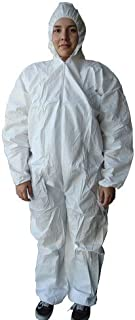 product image for GORDON BRUSH R50120 Polypropylene Coverall Paint Suit, Nonwoven Material That is Coated with A Microporous Film, XXL