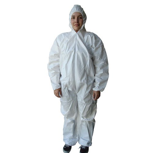 GORDON BRUSH R50120 Polypropylene Coverall Paint Suit, No...