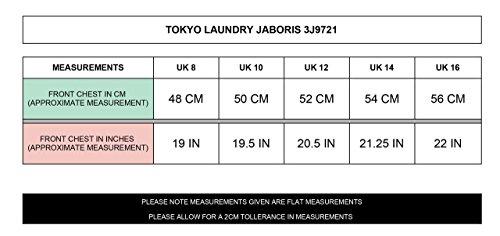 Dark 3j9721 Cappotto Puffer Laundry Trapuntato Lunga Green Imbottito Tokyo Invernale Donna Da xvFpq4