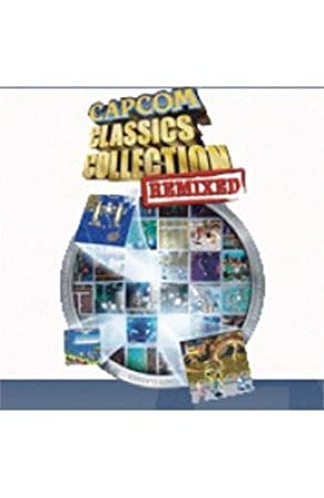 Capcom Classics Collection Remixed - PSP [Digital Code]