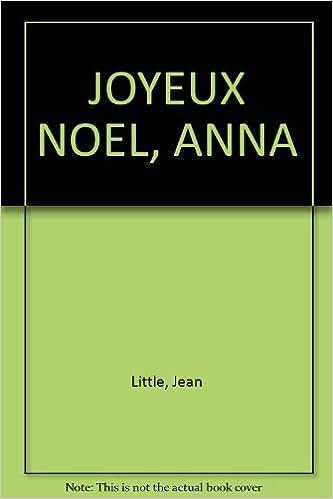 Joyeux Noël Anna pdf