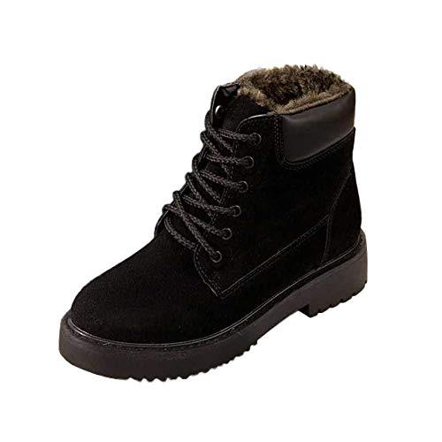 En Femmes Pour Randonne Neige Cuir Liquidation Air Lacets Trekking Impermable Noir De D'hiver Bottes Chaussures Plein Antidrapant RwxxpXqFZ