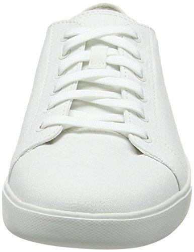 Scarpe Canvas 143 White Oxford Bayham Uomo Stringate Bright Timberland Canvas Bianco BEwUfq7
