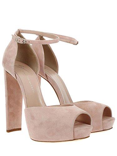Suunnittelu Zanotti Mokka Naisten E800103008 Giuseppe Vaaleanpunainen Sandaalit Z81xnWWw
