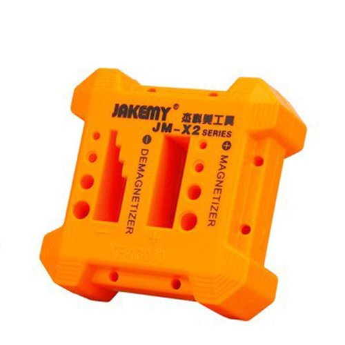BestBuyGoods Professional Magnetizer & Demagnetizer Screwdriver Magnetic Tools Orange-----Magnetizer,Demagnetizer,Magnetizer Tools,Magnetic Tools,Screwdrivers Magnetizer,Magnetizer Demagnetizer Tools,Magnet Tools,Magnetizer - Tracking Not Found Usps