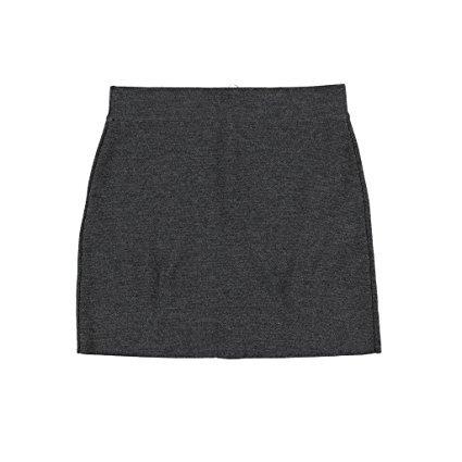 Milano Womens Skirt (Krimson Klover Nelson Mini Skirt Made Of Ultrafine Merino - (Charcoal, Small))