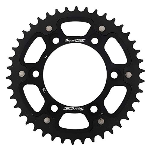 SuperSprox RST-735-42-BLK Black Stealth Sprocket