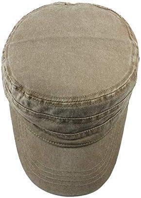 Topgrowth Cappelli per Uomo Berretto Baseball Cappello Militare Tetto Polo Outdoor cap Cappellino Esercito
