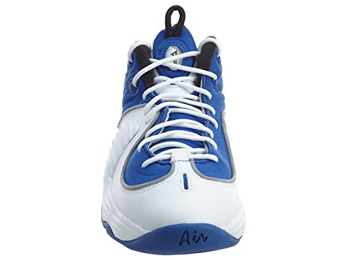 Penny Nike Nike Air II (GS) Fashion-zapatillas de deporte 820249-400_3.5y - Colegio azul / blanco / COLLEGE BLUE/WHITE/BLACK