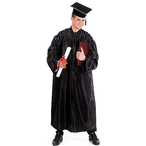 Toga nera laureato o corista extra lusso coro dottore laurea avvocato corale af9131c31428