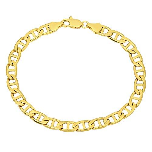 6 Mm Anchor Bracelet - 2