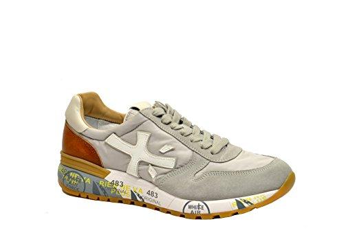 PREMIATA Sneakers Mick Stampata Cuoio