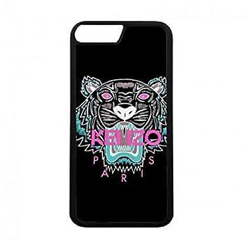 Luxury Brand Kenzo Tigre Coque Pour Apple iPhone 7,Kenzo Logo Brand éTui  Pour TéLéPhone 3386a2f6f9f