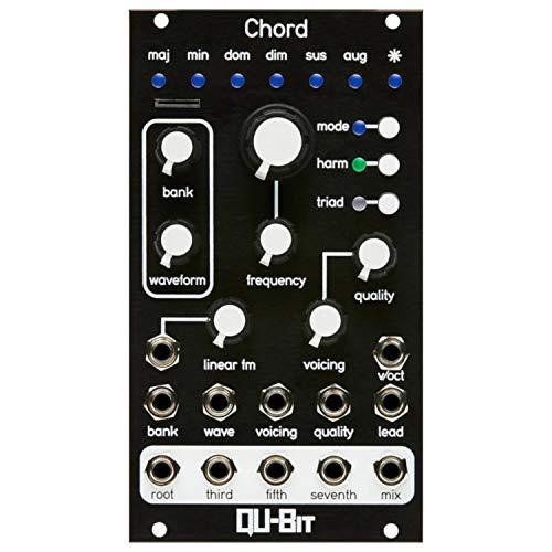 Qu-Bit Chord v2 Polyphonic Oscillator Eurorack Synth Module