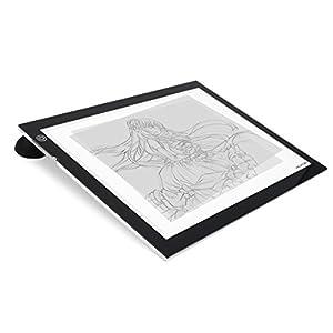 Huion 23,5 Zoll Licht Tracer Fotografie ArtCraft Light Box A3 mit Pucks und...