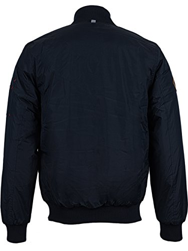 Giacca Norway Uomo Collezione Blu Bomber Geographical Nuova xapUqffF