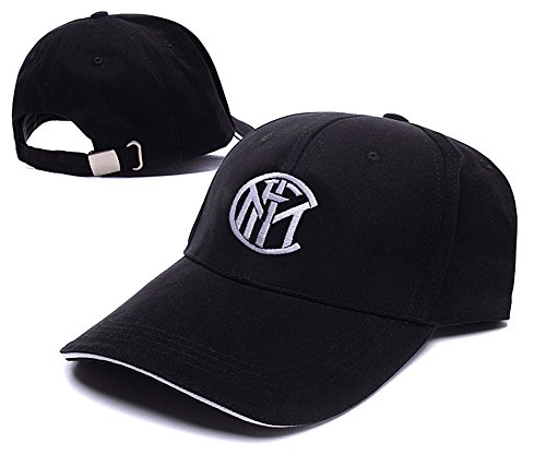 - Football Club Internazionale Milano Inter Milan Logo Adjustable Baseball Caps Unisex Snapback Embroidery Hats