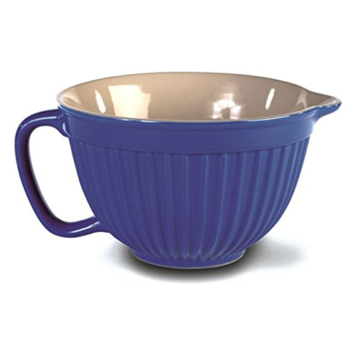 - Simsbury Batter Bowl Color: Blue