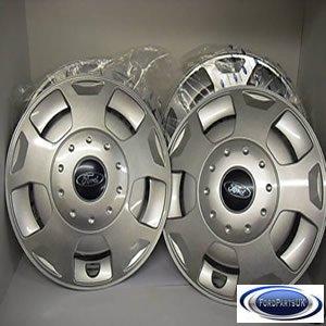 Ford Transit 15' Wheel Trims (Set of 4)
